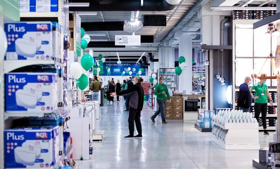 Pevex otvorio 26. prodajni centar i sad ima oko 2000 zaposlenih