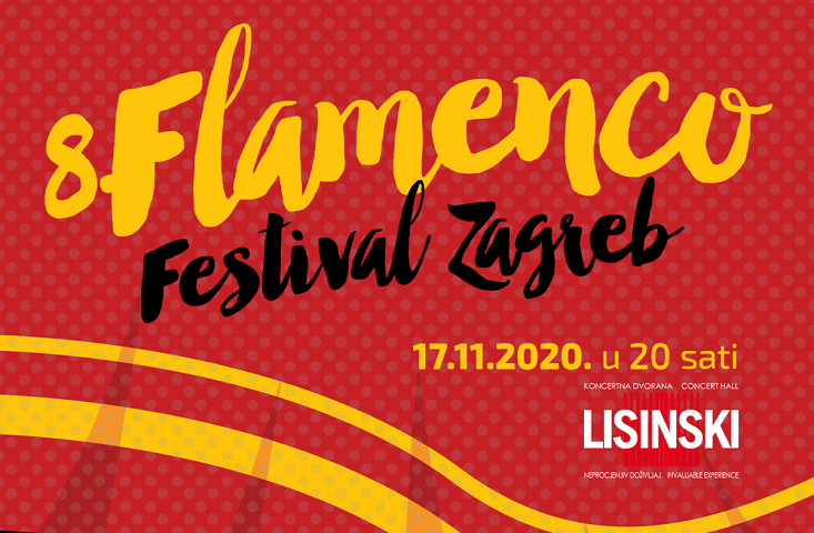Flamenco Festival Zagreb obilježava 'Svjetski dan flamenca' u Lisinskom
