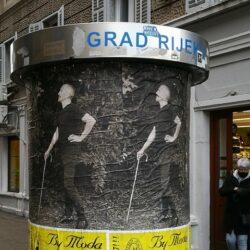 Dannunzieggiare Giovannija Morbina na riječkim ulicama