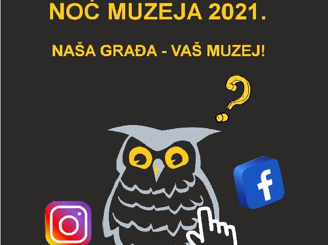 Noć muzeja 2021.