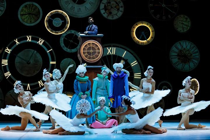 Posljednji Orašari i debi Mao Fujita, nove članice Baleta, u ulozi Marie!