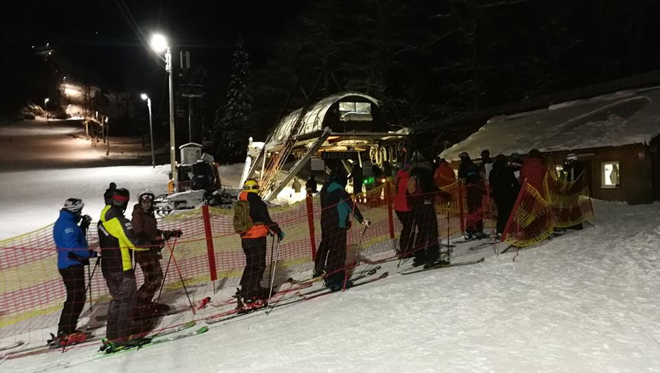Samo u zadnjih 10 dana 10 000 skijaša na Platku