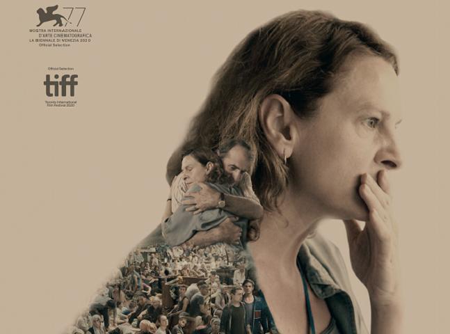 """Samo u Art-kinu: Na veliko platno stiže novi film Jasmile Žbanić """"Quo vadis, Aida?"""""""