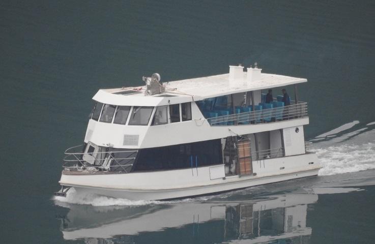 Omiljenom izletničkom rutom ovog proljeća zaplovit će novi moderni brod