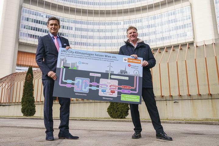 U Beču se reciklira energija iz klima-uređaja