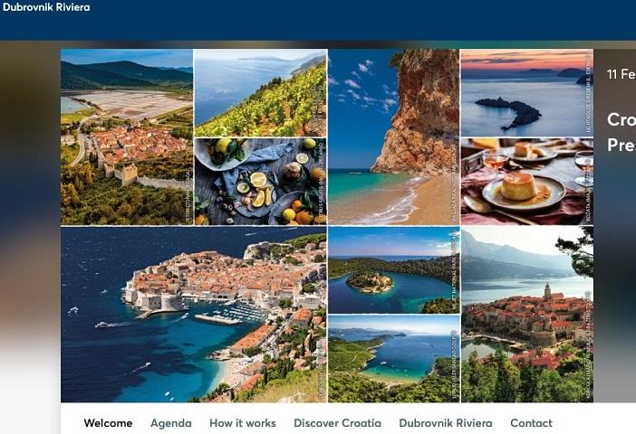 Hrvatska turistička zajednica pokreće seriju virtualnih prezentacija i radionica