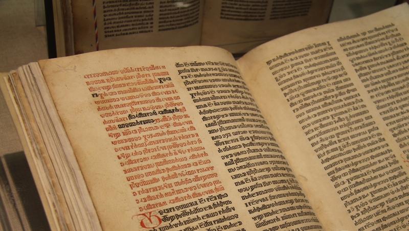 Dan NSK: 538 godina stara prva tiskana hrvatska knjiga