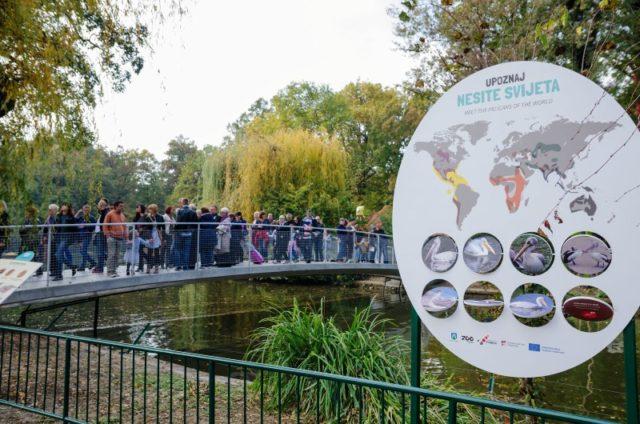 Svecano Otvoren Obnovljeni Zagrebacki Zoo Vrt Kigo Hr
