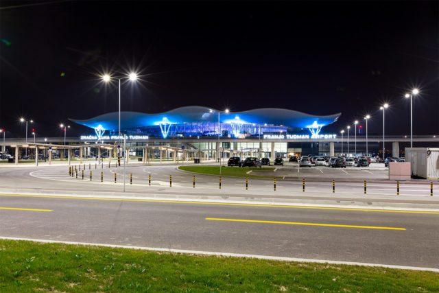 Airport Zagreb Kigo Hr