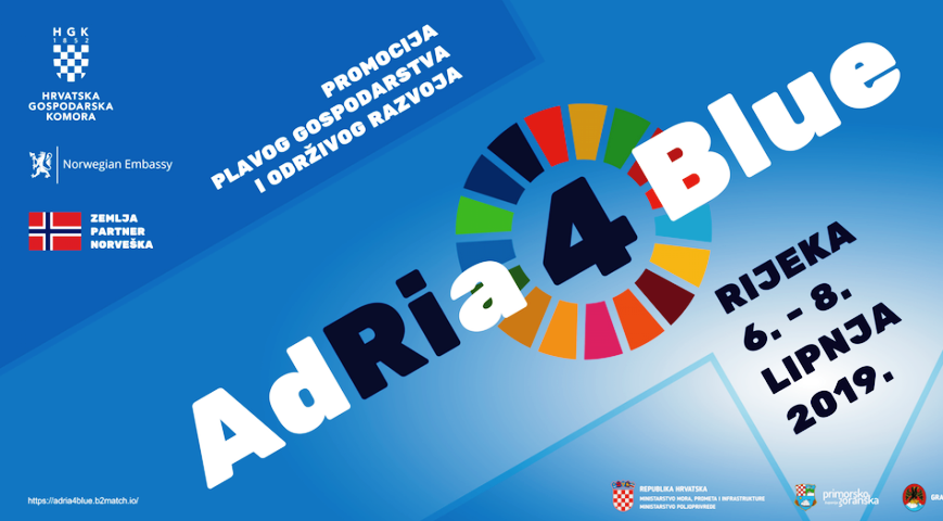 AdRia4Blue za plavi rast hrvatskog gospodarstva
