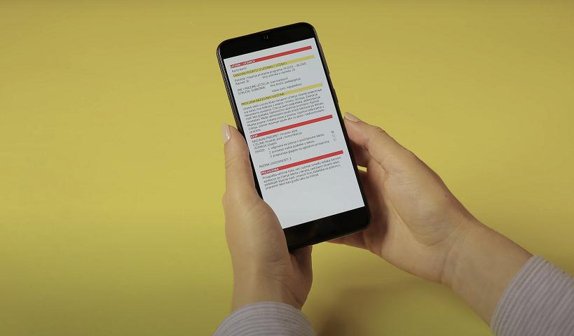 Mcx demo aplikacija za trgovanje